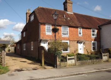 4 bed end terrace house for sale in High Street, Ticehurst TN5