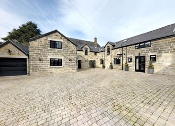 Thumbnail 5 bed cottage for sale in Highstairs Lane, Derbyshire