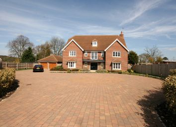 Thumbnail 5 bed detached house to rent in Meadow Lane, Newmarket