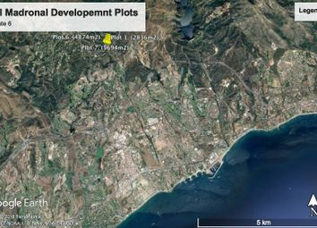 Thumbnail Land for sale in El Madroñal, Benahavis, Malaga, Spain