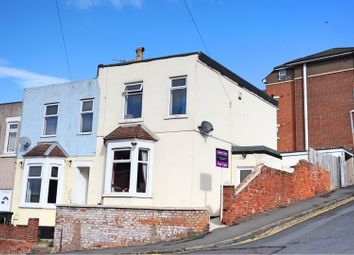 Thumbnail 2 bed end terrace house for sale in Stanmore Street, Swindon