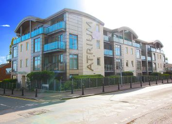 Thumbnail 2 bed flat for sale in The Atrium, Lower Queens Road, Buckhurst Hill, Essex