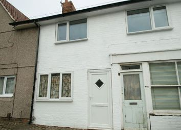 Thumbnail 3 bed terraced house to rent in Southwell Road East, Rainworth, Mansfield