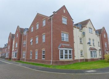 Thumbnail 1 bed flat to rent in White Rose House, Ainderby Gardens, Northallerton