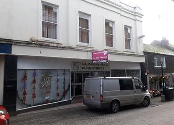 Thumbnail Retail premises for sale in 60 Causewayhead, Penzance, Cornwall