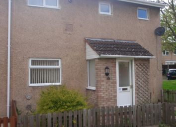 Thumbnail 2 bed terraced house to rent in Garway Close, Redditch