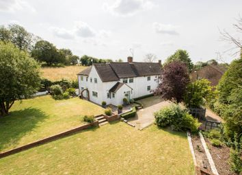 Thumbnail 6 bed detached house for sale in Well Yard, Hempstead, Saffron Walden