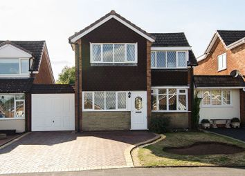 Thumbnail 3 bed detached house for sale in St. Lukes Road, Burntwood