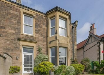 Thumbnail 4 bed semi-detached house for sale in 64 Belgrave Road, Edinburgh
