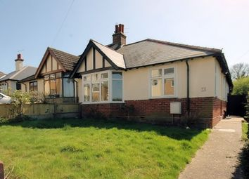 Thumbnail 3 bedroom bungalow to rent in Bridge Approach, Whitstable, Kent