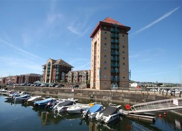 Thumbnail 3 bed flat for sale in Pocketts Wharf, Maritime Quarter, Swansea