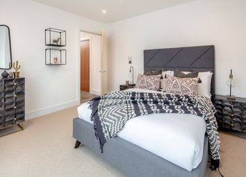 Thumbnail 1 bed flat for sale in Churchfield Road, Acton