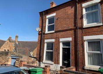 Thumbnail 3 bed end terrace house to rent in Burnham St, Sherwood, Nottingham, Nottinghamshire