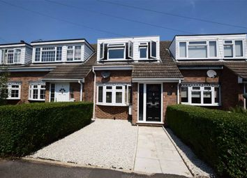 Thumbnail 3 bed terraced house for sale in Roach, East Tilbury, Essex