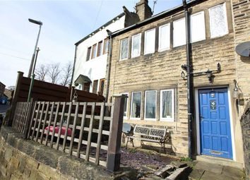 Thumbnail 2 bed terraced house for sale in Longcroft Street, Golcar, Huddersfield
