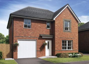 """Thumbnail 4 bedroom detached house for sale in """"Ripon"""" at Ruston Road, Burntwood"""