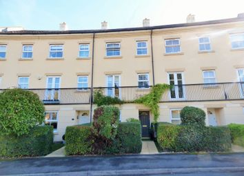 Thumbnail 4 bed terraced house for sale in The Plantation, Abbeymead, Gloucester