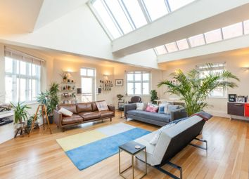 Thumbnail 2 bed flat for sale in St Gabriels Manor, Camberwell