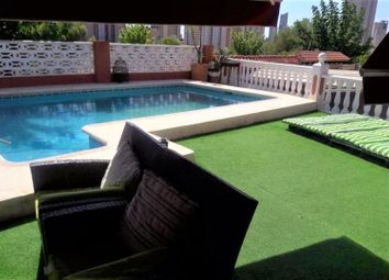 Thumbnail 5 bed villa for sale in Benidorm, Alicante, Spain