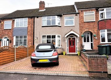 Thumbnail 3 bedroom terraced house for sale in Hallbrook Road, Coventry