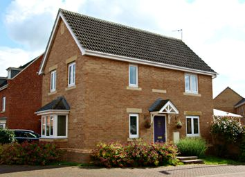 Thumbnail 3 bed detached house for sale in Waggoners Way, Hereford