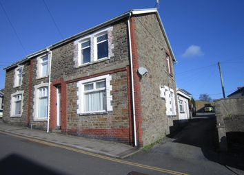Thumbnail 2 bed semi-detached house for sale in Greenfield Street, Bargoed