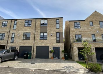 Thumbnail 3 bed end terrace house for sale in River View, Haworth, Keighley, West Yorkshire