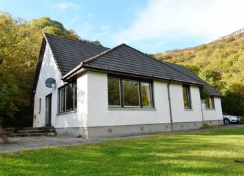 Thumbnail 4 bed detached bungalow for sale in Lochside, 88, Achmelvich