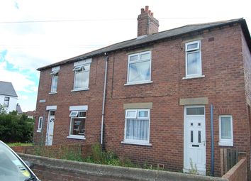Thumbnail 2 bedroom flat for sale in Lily Avenue, Bedlington