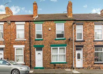 Thumbnail 2 bedroom terraced house for sale in Shildon Street, Darlington, County Durham, Darlington