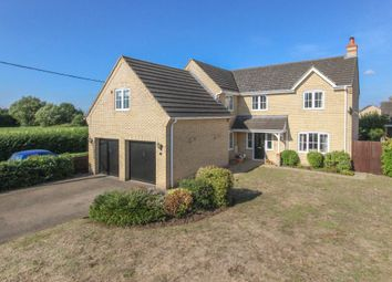 Thumbnail 5 bed detached house for sale in Boyden Court, Fordham, Ely