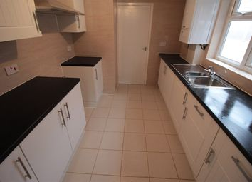 Thumbnail 3 bed terraced house to rent in Marlborough Road, Queens Park, Bedford