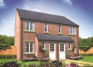 "Thumbnail 2 bed terraced house for sale in ""The Alnwick"" at Glaramara Drive, Carlisle"