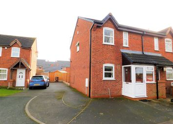 Thumbnail 2 bed end terrace house for sale in Charnley Road, Stafford