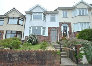 Thumbnail 3 bed terraced house for sale in Ravenhill Road, Lower Knowle, Bristol