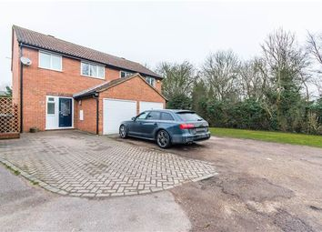 Thumbnail 3 bed semi-detached house for sale in Ashmead Drive, Hardwick, Cambridge