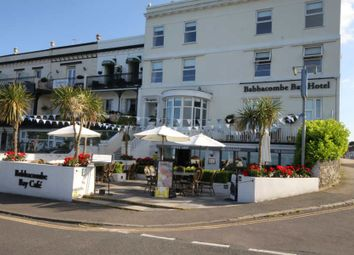 Thumbnail Restaurant/cafe for sale in Babbacombe Downs Road, Torquay