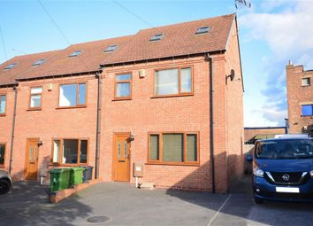 Thumbnail 3 bed town house for sale in Wall Street, Ripley