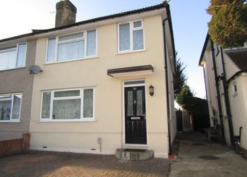 Thumbnail 4 bed end terrace house for sale in St. Andrews Avenue, Hornchurch