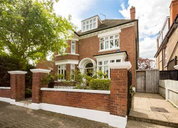 Thumbnail 6 bedroom detached house for sale in Larpent Avenue, London