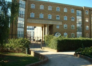 Thumbnail 3 bed flat for sale in Leathermarket Court, London