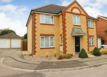 Thumbnail 4 bed detached house for sale in Tribune Close, Chatteris, Cambridgeshire