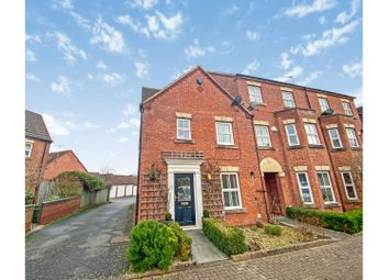 3 bed end terrace house for sale in Meakins Close, Warwick CV34