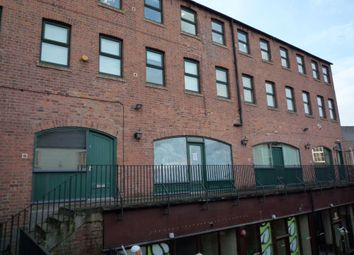 Thumbnail 1 bed flat to rent in The Lofts, Marlborough Court, Pickford Street, Macclesfield, Cheshire