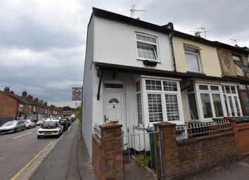 Thumbnail 2 bed end terrace house for sale in Leavesden Road, Watford