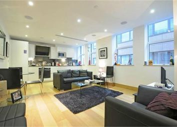 Thumbnail 1 bed flat for sale in Red Lion Court, London