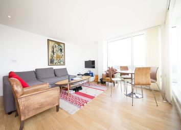 Thumbnail 3 bed flat to rent in Riverside Apartments, Goodchild Road, London