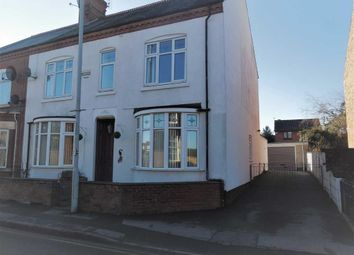 Thumbnail 4 bed semi-detached house for sale in High Street, Earl Shilton, Leicester