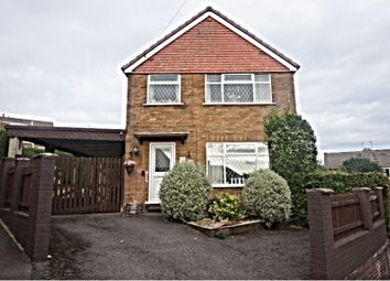 Thumbnail 3 bed detached house for sale in Chapeltown, Sheffield