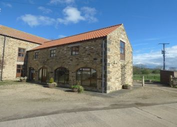 Thumbnail 3 bed barn conversion to rent in Low Moor Road, Langley Park, Durham